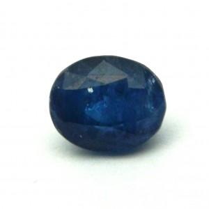 4.95 Carat/ 5.50 Ratti Natural Ceylon Blue Sapphire (Neelam) Gemstone