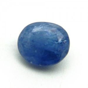 5.02 Carat/ 5.60 Ratti Natural Ceylon Blue Sapphire (Neelam) Gemstone