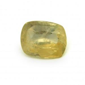 5.02 Carat/ 5.57 Ratti Natural Ceylon Yellow Sapphire (Pukhraj) Gemstone