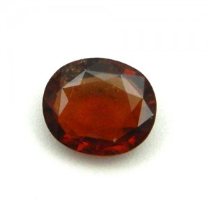 5.03 Carat/ 5.58 Ratti Natural Ceylon Hessonite Garnet (Gomed) Gemstone