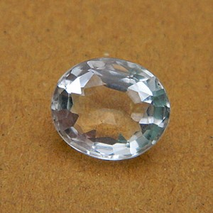 5.03 Carat/ 5.58 Ratti Natural Rock Crystal (Sphatik)