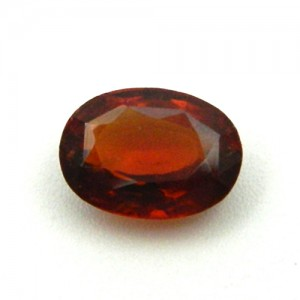 5.12 Carat/ 5.68 Ratti Natural Ceylon Hessonite Garnet (Gomed) Gemstone