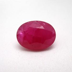 5.23 Carat/ 5.80 Ratti Natural African Ruby (Manik) Gemstone