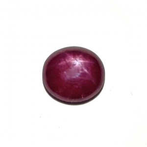 5.29 Carat/ 5.87 Ratti Natural African Star Ruby (Manik) Gemstone