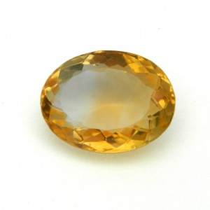 5.33 Carat/ 5.91 Ratti Natural Citrine (Sunela) Gemstone
