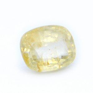 5.41 Carat/ 6.00 Ratti Natural Ceylon Yellow Sapphire Gemstone