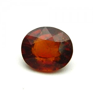 5.46 Carat/ 6.06 Ratti Natural Ceylon Hessonite Garnet (Gomed) Gemstone