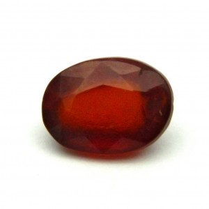 5.51 Carat/ 6.11 Ratti Natural Hessonite Garnet (Gomed) Gemstone