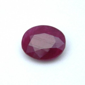 5.54 Carat/ 6.15 Ratti Natural African Ruby (Manik) Gemstone