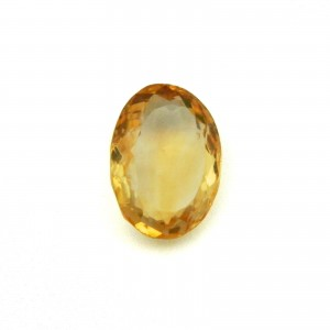 5.58 Carat/ 6.20 Ratti Natural Citrine (Sunela) Gemstone