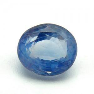 5.62 Carat/ 6.25 Ratti Natural Ceylon Blue Sapphire (Neelam) Gemstone