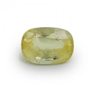 5.64 Carat/ 6.26 Ratti Natural Ceylon Yellow Sapphire (Pukhraj) Gemstone