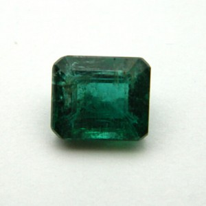 5.69 Carat/ 6.31 Ratti Natural Zambian Emerald (Panna) Gemstone