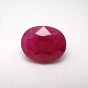 5.71 Carat/ 6.33 Ratti Natural African Ruby (Manik) Gemstone