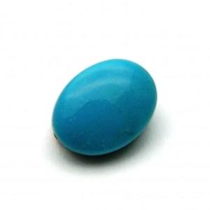 5.75 Carat/ 6.38 Ratti  Natural Turquoise (Firoza) Gemstone