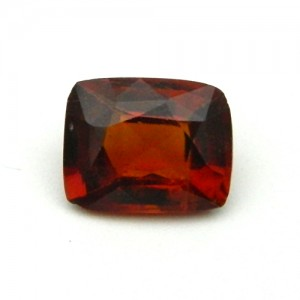 5.83 Carat/ 6.47 Ratti Natural Ceylon Hessonite Garnet (Gomed) Gemstone