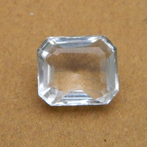 5.91 Carat/ 6.56 Ratti Natural Rock Crystal (Sphatik)