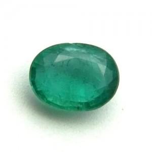 5.96 Carat/ 6.59 Ratti Natural Zambian Emerald (Panna) Gemstone