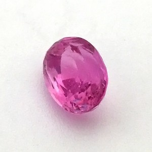 3.96 Carat Natural Pink Sapphire Gemstone From Sri Lanka