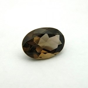 5.10 Carat Natural Smoky Quartz Gemstone