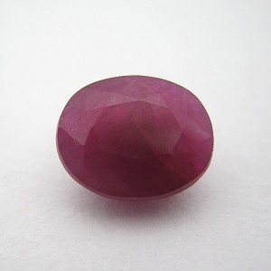 5.28 Carat  Natural Ruby (Manik) Gemstone