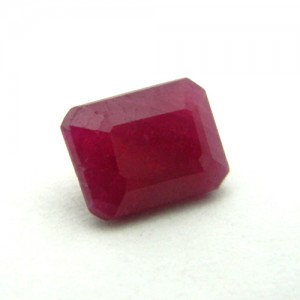 5.45 Carat/ 6.05 Ratti  Natural African Ruby (Manik) Gemstone