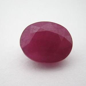 4.13 Carat/ 4.58 Ratti  Natural African Ruby (Manik) Gemstone