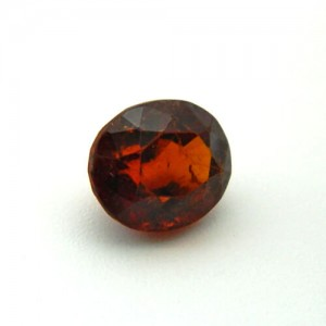 5.57 Carat/ 6.18 Ratti Natural Ceylon Hessonite Garnet (Gomed) Gemstone