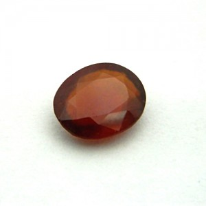 6.03 Carat/ 6.60 Ratti Natural Hessonite Garnet (Gomed) Gemstone