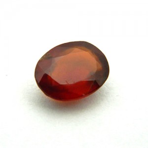 5.68 Carat/ 6.3 Ratti Natural Hessonite Garnet (Gomed) Gemstone