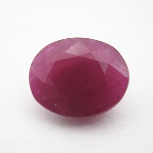 5.8 Carat/ 6.44 Ratti  Natural African Ruby (Manik) Gemstone