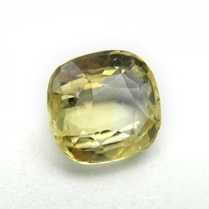 6.01 Carat/ 6.67 Ratti Natural Ceylon Yellow Sapphire (Pukhraj) Gemstone