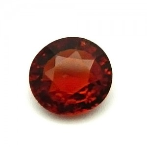 6.01 Carat/ 6.67 Ratti Natural Ceylon Hessonite Garnet (Gomed) Gemstone