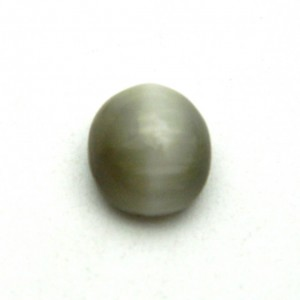 6.03 Carat/ 6.69 Ratti Natural Quartz Cat's Eye Gemstone
