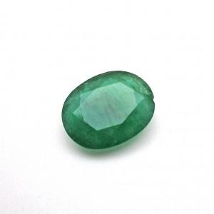 6.14 Carat/ 6.81 Ratti Natural Zambian Emerald (Panna) Gemstone