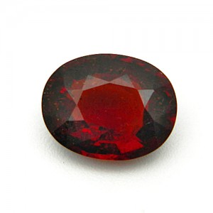 6.17 Carat/ 6.84 Ratti Natural Ceylon Hessonite Garnet (Gomed) Gemstone