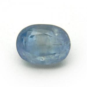6.31 Carat/ 7.01 Ratti Natural Ceylon Blue Sapphire (Neelam) Gemstone