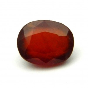 6.32 Carat/ 7.01 Ratti Natural Hessonite Garnet (Gomed) Gemstone