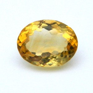 6.34 Carat/ 7.03 Ratti Natural Citrine (Sunela) Gemstone
