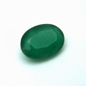 6.35 Carat/ 7.05 Ratti Natural Zambian Emerald (Panna) Gemstone