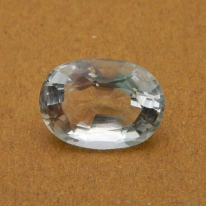 6.35 Carat/ 7.04 Ratti Natural Rock Crystal (Sphatik)