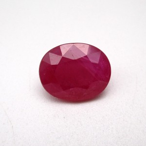 6.40 Carat/ 7.10 Ratti Natural African Ruby (Manik) Gemstone