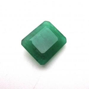 6.47 Carat/ 7.18 Ratti Natural Zambian Emerald (Panna) Gemstone