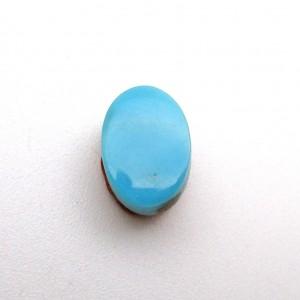 6.65 Carat/ 7.38 Ratti  Natural Turquoise (Firoza) Gemstone