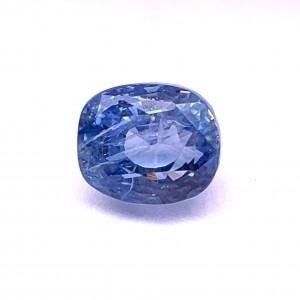 6.68 Carat/ 7.41 Ratti Natural Ceylon Blue Sapphire (Neelam) Gemstone