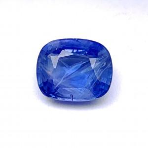 6.73 Carat/ 7.47 Ratti Natural Ceylon Blue Sapphire (Neelam) Gemstone