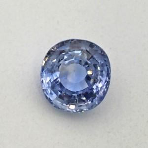 6.49 Carat  Natural Blue Sapphire (Neelam) Gemstone