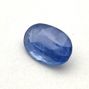 4.53 Carat  Natural Blue Sapphire (Neelam) Gemstone