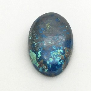 14.40 Carat Natural Azurite Gemstone
