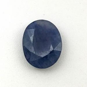 5.01 Carat  Natural Blue Sapphire (Neelam) Gemstone
